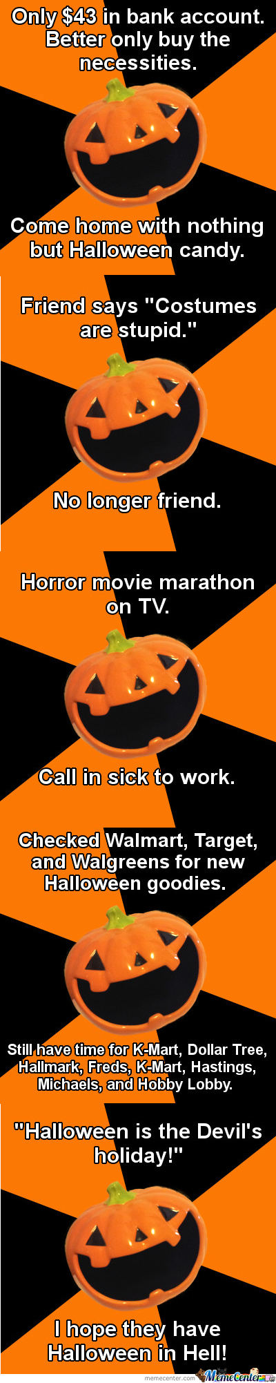Some Halloween Priorities To Do For This Year