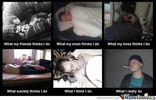What i really do