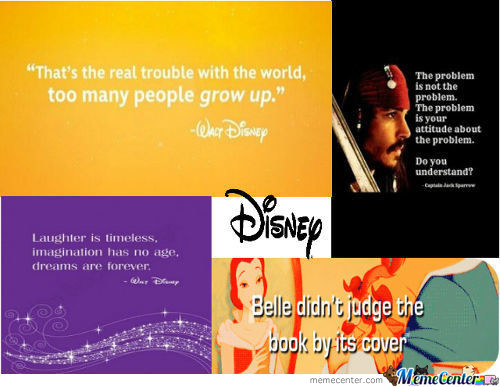 Some Wise Disney Quotes