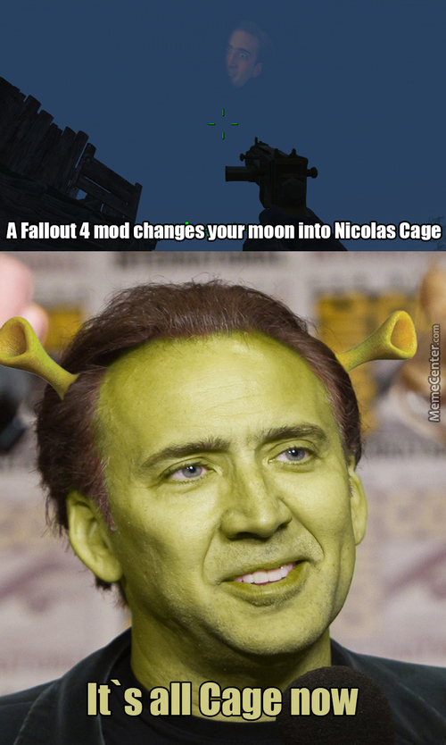 ♫Somebody Once Told Me The World Was Gonna Cage Me♫