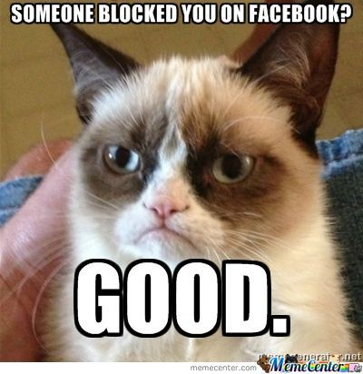 Someone Blocked You?