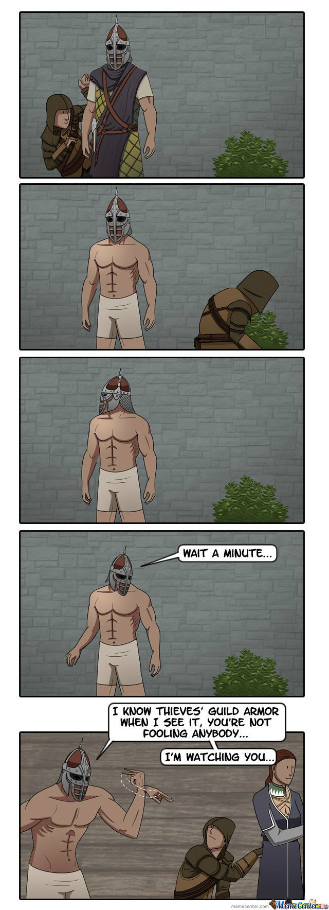 Sometime In  Skyrim