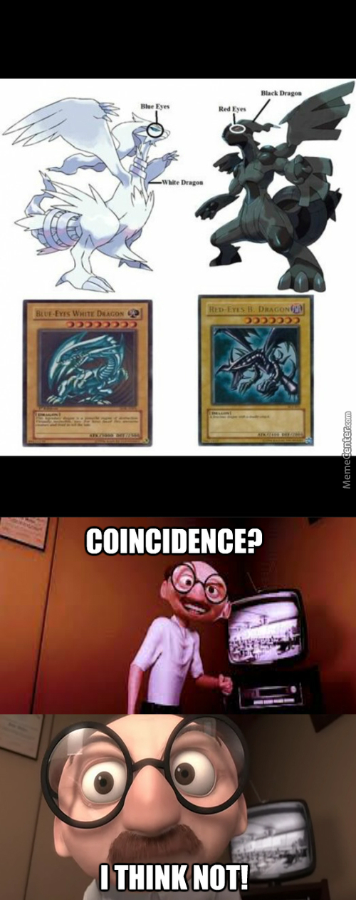 Sometimes Coincidence Is Too Coincidental To Be Coincidence
