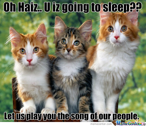 Song Of Cats