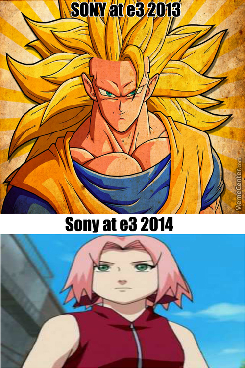 Sony..... Why D:
