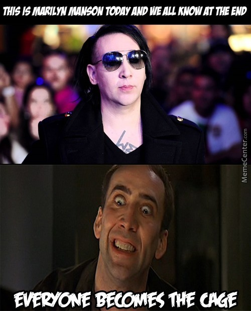 Soon Everyone Will Be Cage