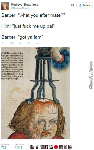 Soon Hipsters Will Use This Haircut