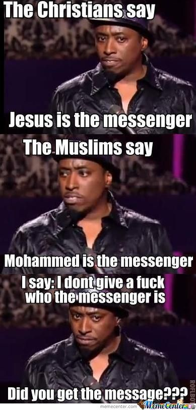Sooo... Did You Get The Message???