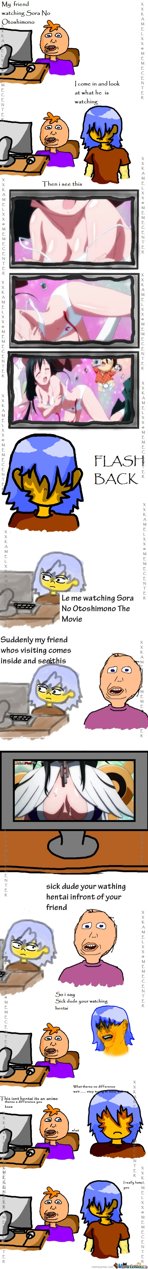 Sor No Otoshimono Part 2