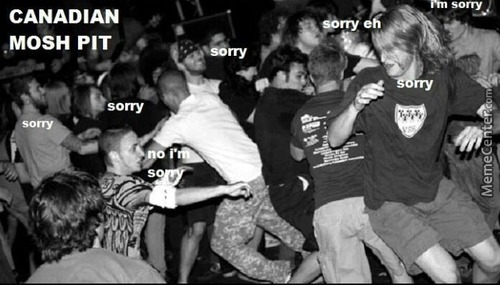 Sorry.. Sorry.. F**k Yeah! Sorry..