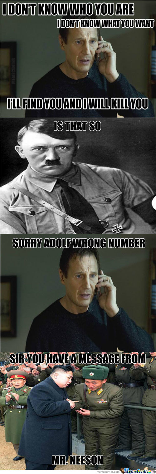 Sorry, Wrong Number.
