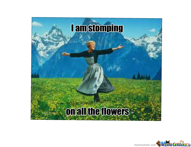 Sound Of Music Funny Meme : Sound of music by athletegurl meme center