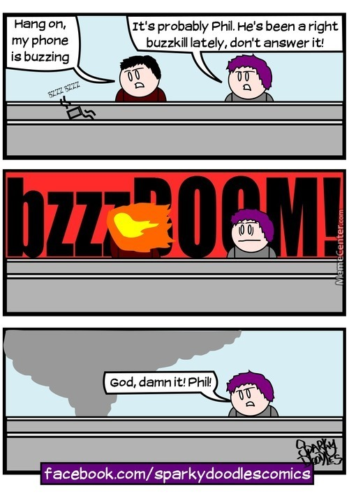 Sparky Doodles: Buzz Kill (Official)