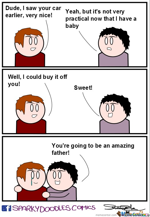 Sparky Doodles Comics: Friendship