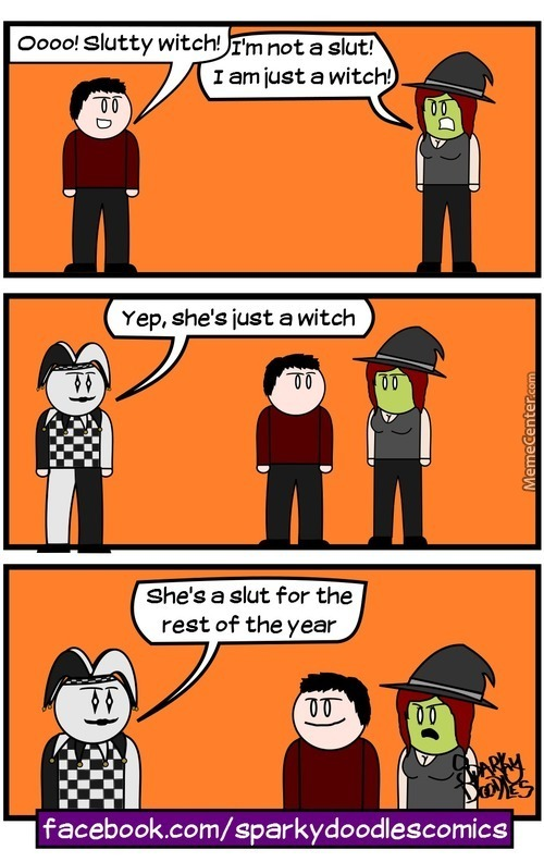 Sparky Doodles: Costume