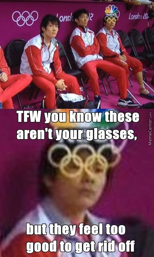 Special Eyes Require Special Glasses