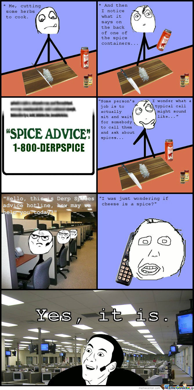 Spices Advice