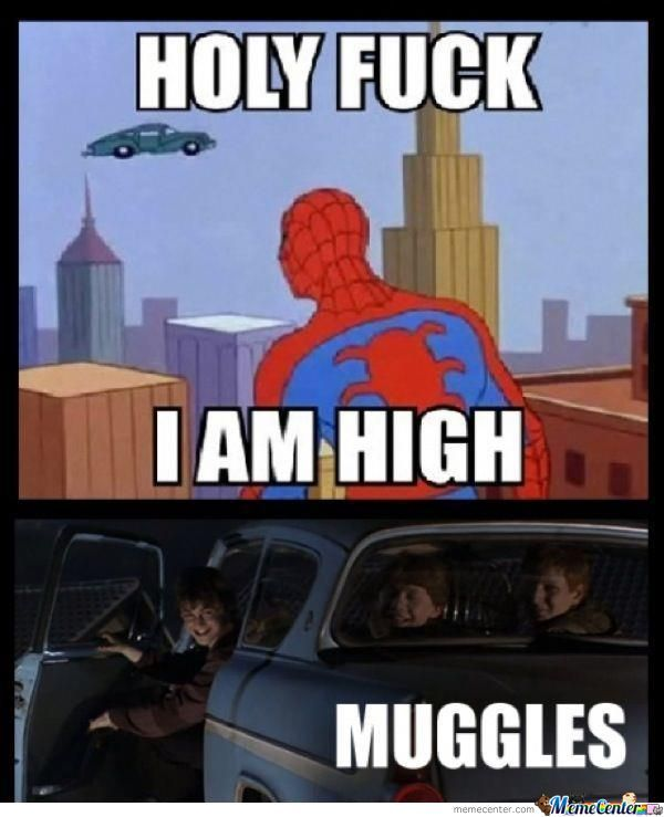 Spiderman High.