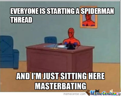 Spiderman Thread
