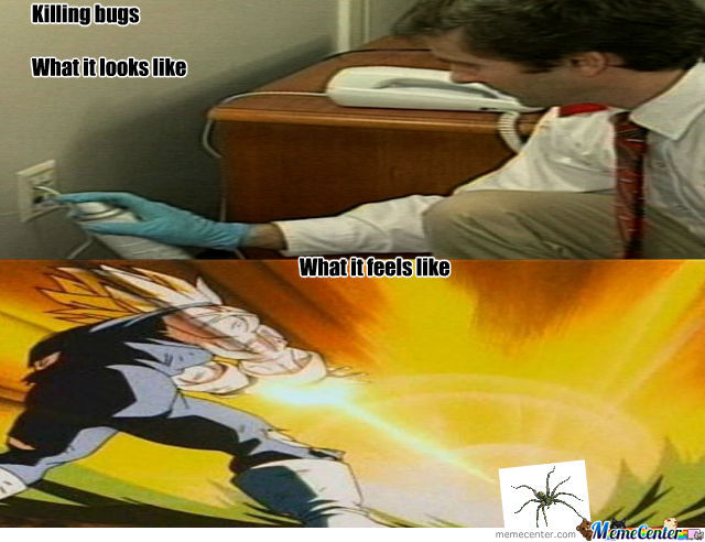 Spiders Dbz