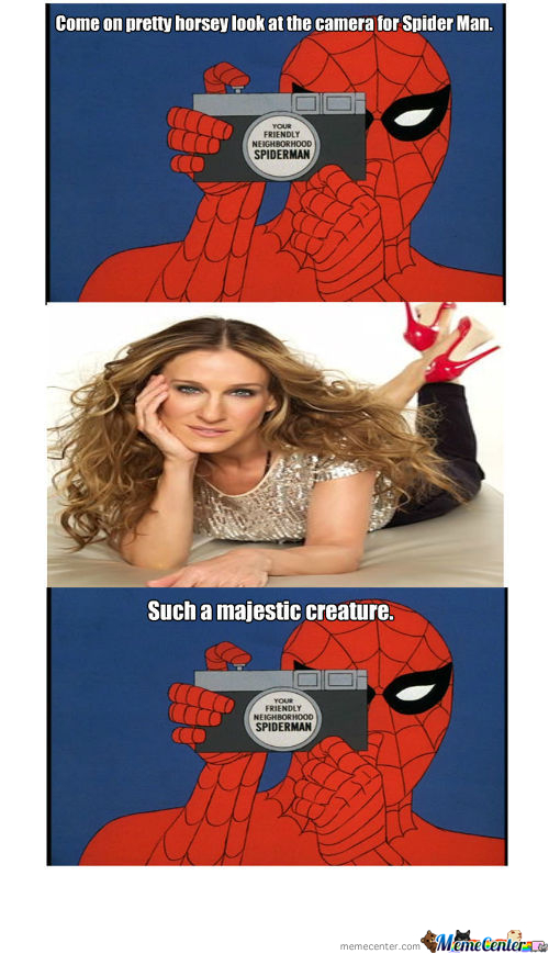 Spidey And Sjp