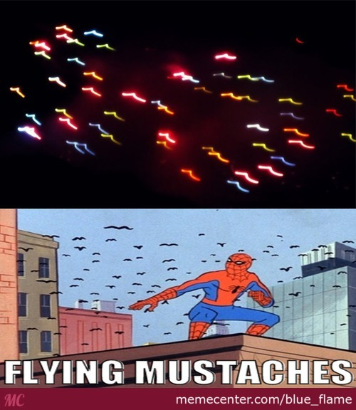 Spidey Is In A Trouble