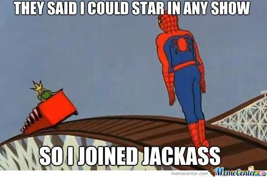 Spidey Joined