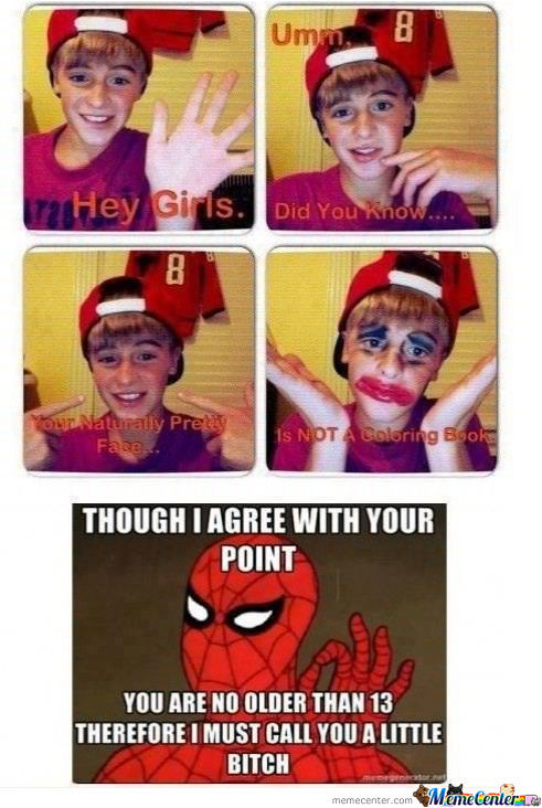 Spidey Knows Best