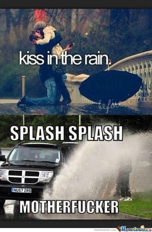 Splash Splah Motherfucker !
