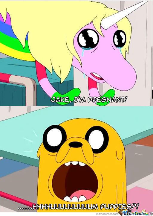 Spoiler Alert At Adventure Time!