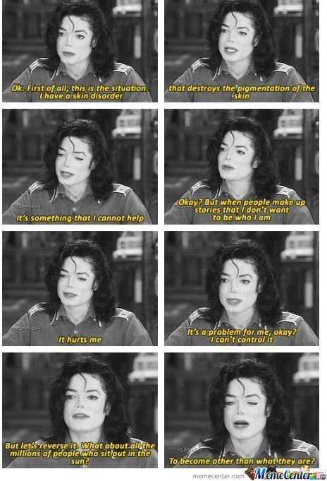Spoken Like A King. Rip Mj