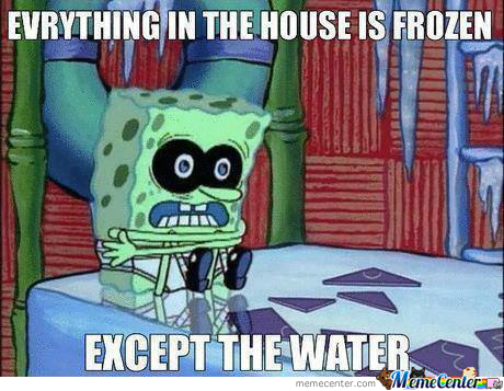 Spongebob's Logic