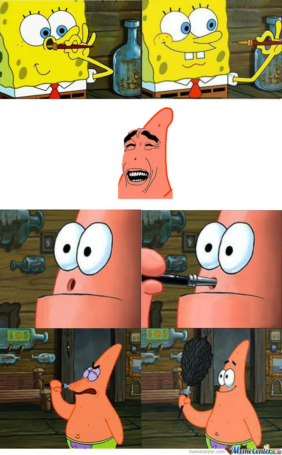 Spongebob Vs Patrick