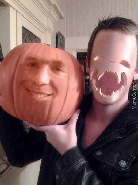 Spooky Scary Faceswaps