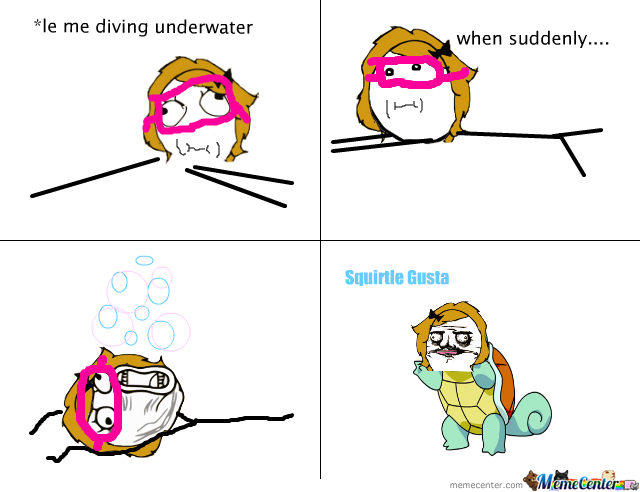 Squirtle Gusta