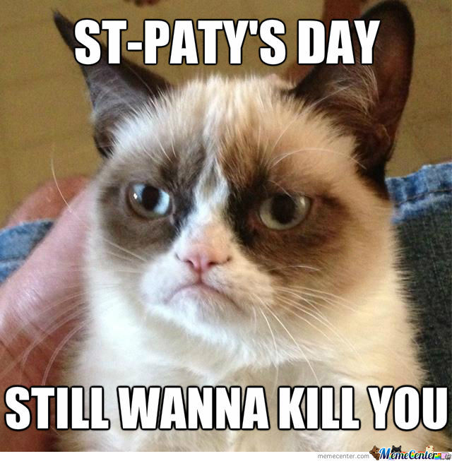 St-Paty's Day