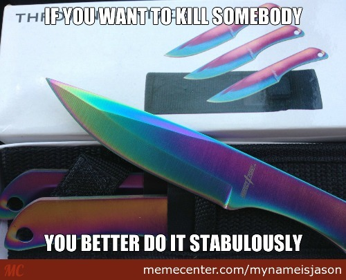 Stabulous Knives