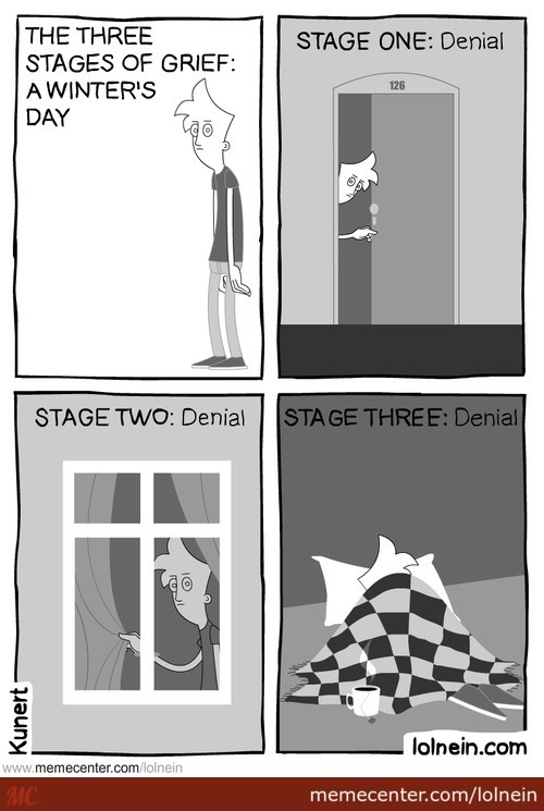 Stage Four: Depression