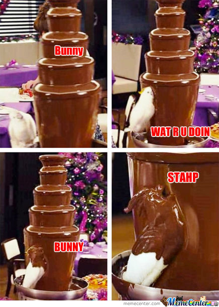 Stahp Easter Bunny