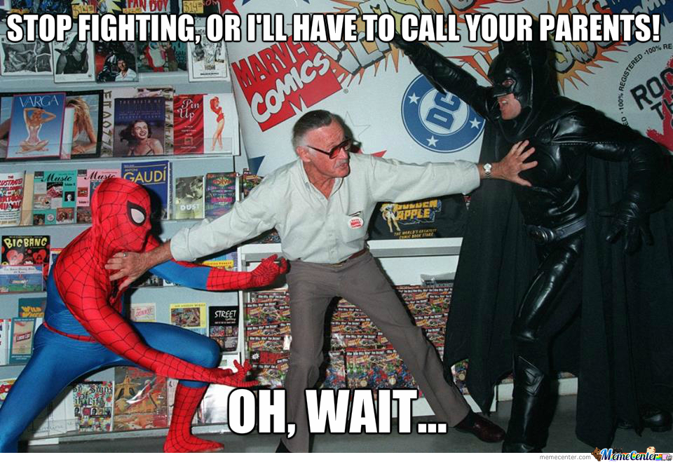 Stan Lee Is Such A Troll!