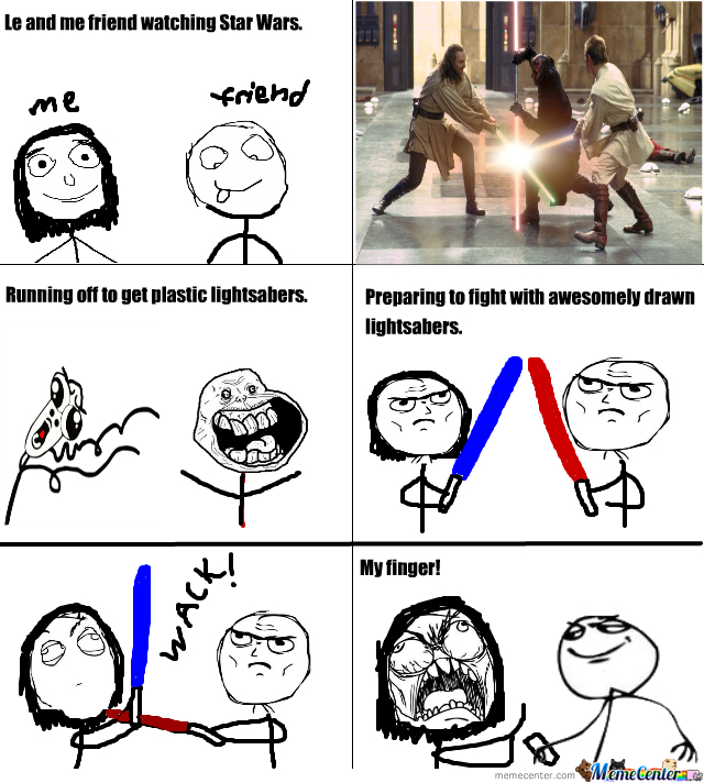Star Wars Fight.