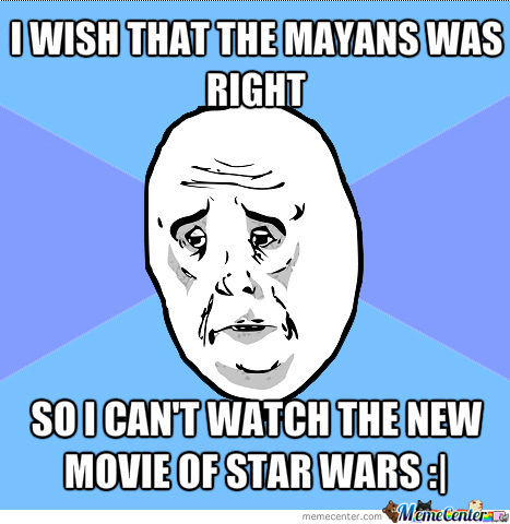 Star Wars :| Fuck You Disney.