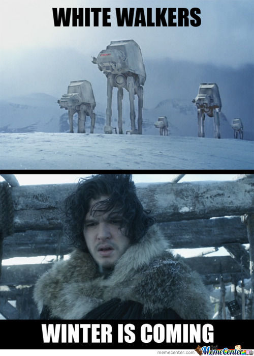 Star Wars & Game Of Thrones Crossover