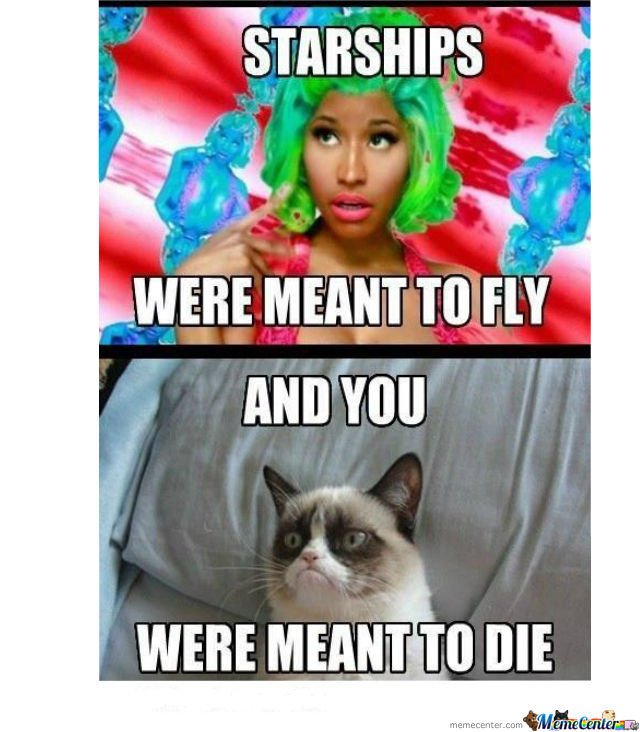 Starships Were Meant To Fly