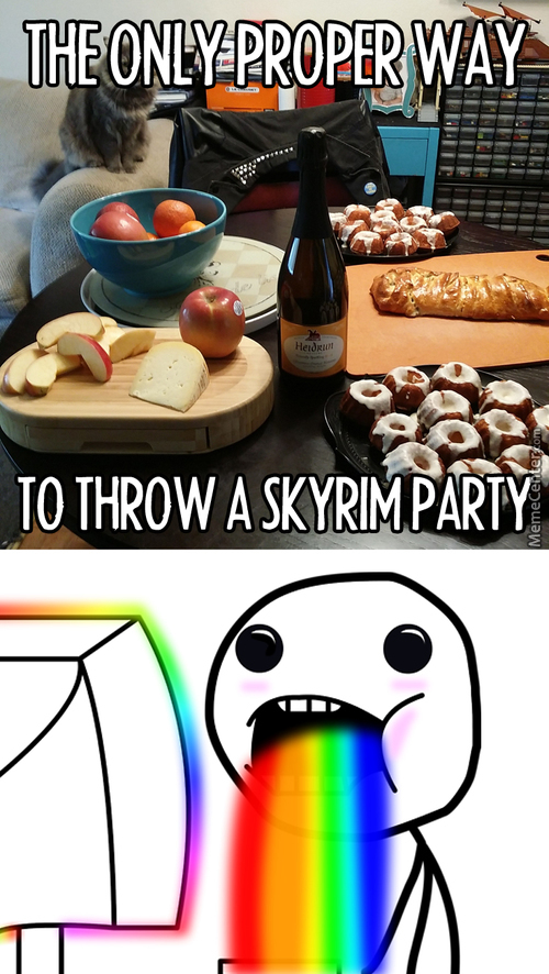 Steal The Sweetroll ~