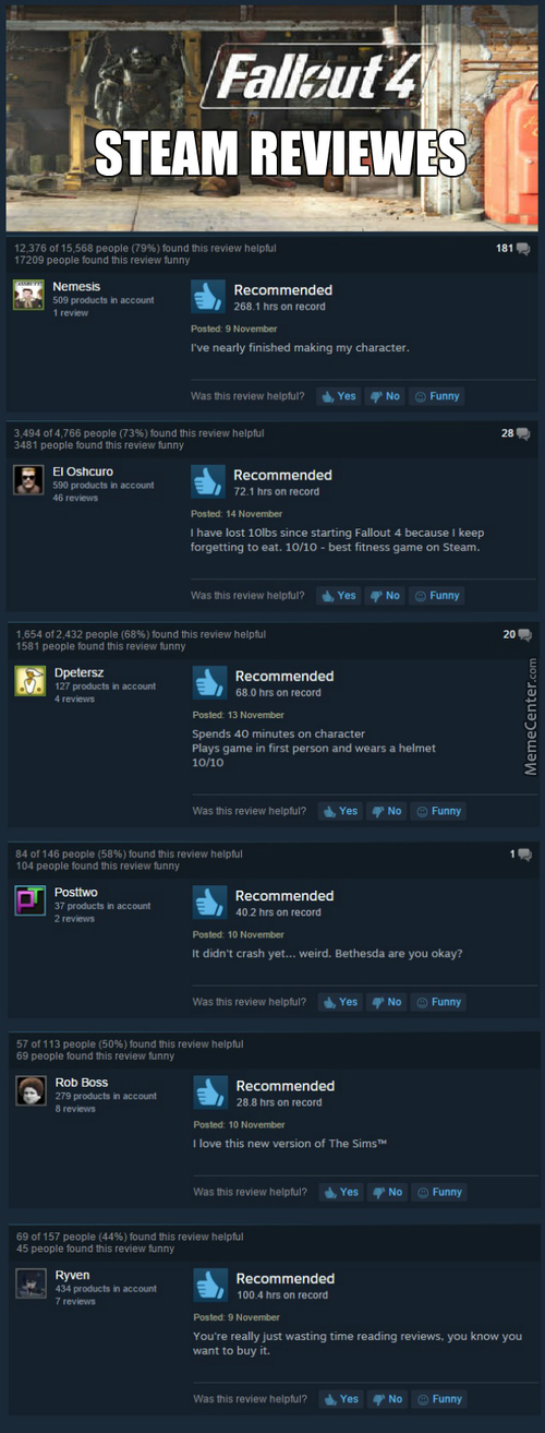 Steam Users In Action