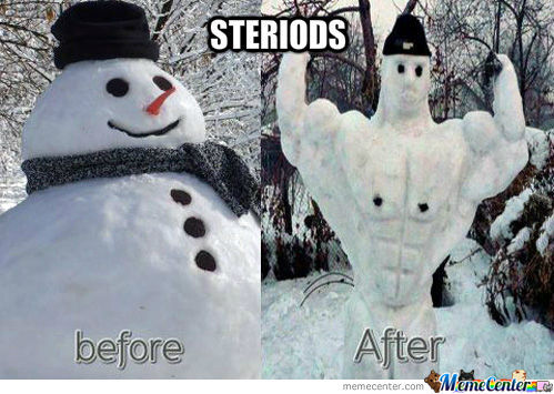 Steriods