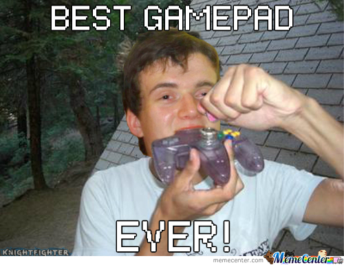Stoner Stanleys Favorite Gamepad