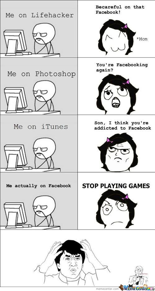 Stop Playing Games!