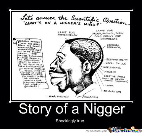 Story Of A Nigger
